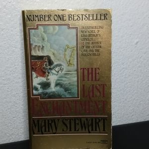 The last enchantment by Mary Stewart 1979